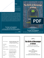The Birth of Messenger of Allah by Ibne Katheer[1]