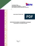 EDUCAÇÃO COLONIAL NA AMAZÔNIA