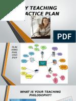 My Teaching Practice Plan Sandra Baron