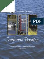 California Boating Course (2007 Edition)