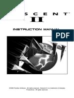 Descent 2 Manual