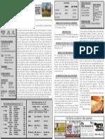 St. Joseph September 20, 2015 Bulletin