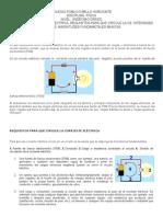 Material Primera Clase Corriente Electrica