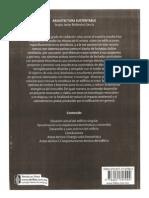 Caratula ISBN LibroArqSust Meléndez