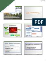 Mecanismos de Absorcion y Transporte de Farmacos