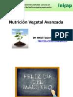 Nutrición Vegetal