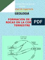Geologia - Clase v I-A Rocas Sedimentarias