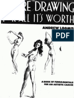 Andrew Loomis-Figure Drawing for All Its Worth