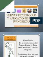Nuevas tecnologías para evangelizar