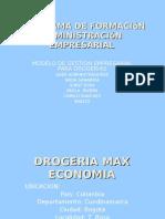 Drogueria Max Ecomonia[1]
