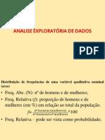 CE242_Analise Exploratoria Dados 2014_Aula 2