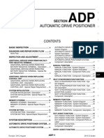 G37 Factory service manual section ADP