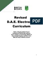 Dae Electronics Revised
