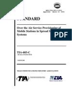 ANSI-TIA 683-C - 2003