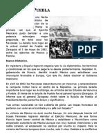 Batalla de Puebla (Historia)