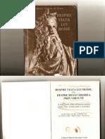Sfantul Grigorie de Nyssa - Despre Viata Lui Moise. Desavarsirea Prin Virtute