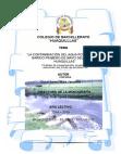 monografia contaminación del agua