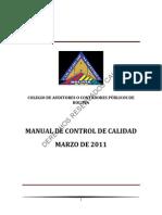 Manual Control Calidad Mg Am a Rzo 2011