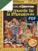 Revista - El Jueves - La Muerte de La Monarquia (Comic)