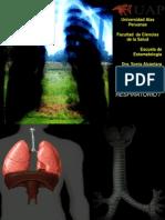CLASE 1 Enfermedades Del AP. Respiratorio I