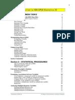 Introduction to IBM SPSS Statistics 22