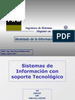 MODELADO DE INFORMACION