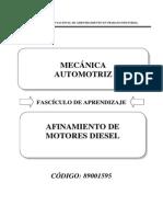 89001595 Afinamiento de Motores Diesel