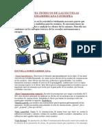 ENFOQUES TEÓRICOS DE LAS ESCUELAS NORTEAMERICANA Y EUROPEA.docx