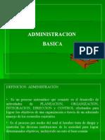 administración básica metalurgia