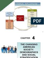 American Demographics and Stratas
