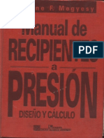 Manual de Recipientes a Presión