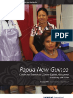 Papua New Guinea - Gender and Investment Climate Reform Assessment