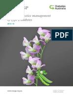 General Practice Management of DM Tipe 2 2014
