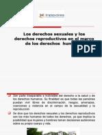 Los derechos sexuales y los derechos reproductivos en el marco de los derechos  humanos