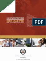 FSO OA Study Guide April 2014