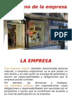 El Entorno de La Empresa