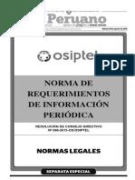 Separata Especial 1 Boletín 29-08-2015 Normas Legales TodoDocumentos.info