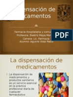 Dispensación de Medicamentos