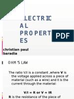 EngMat Electrical Properties