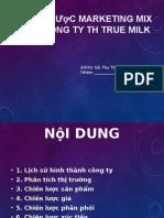 Slide Mẫu - TH True Milk