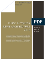 Curso Revit 2012 Modulo Basico I