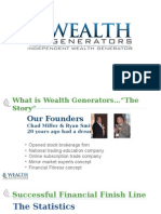 PPTS WEALTH GENERATORS PERU