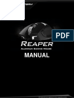 CoolerMaster Reaper Manual