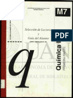 Lecturas química Orgánica II