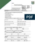 Prueba formativa de potencias de Séptimo año b´sico 2015.doc