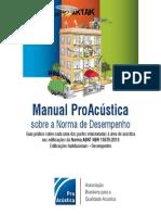 ProAcustica ManualNorma Mar.2015