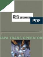 transoperatorio