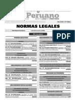 Boletín 31-08-2015 Normas Legales TodoDocumentos.info