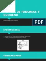 Trauma de Páncreas y Duodeno