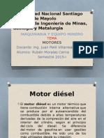 Exposicion Hazerd Motores Dieesel